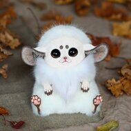 Inari Fox: White Lion