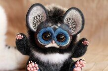 Tiny Griffin Lemur: Jay