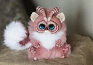 Tiny Griffin Pink