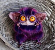 Sowl mini: Purple Imp