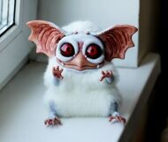 Sowl mini vampire white