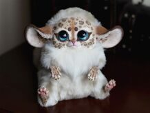 Inari Fox: Spotted beige
