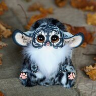 Inari Fox: Gray Tiger