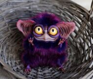 Sowl mini: purple